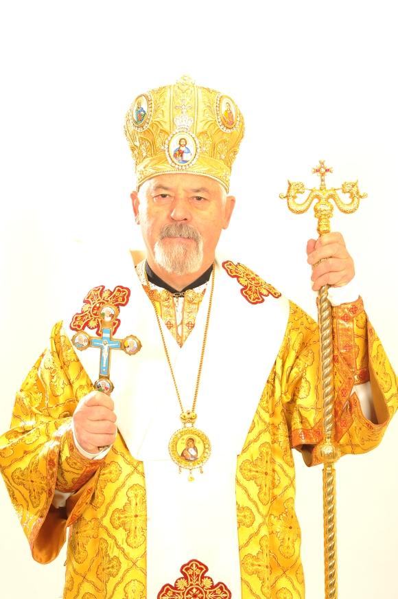Biskup križevački mons. Nikola Kekić