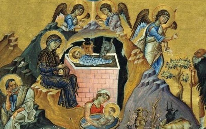 Otajstvo Isusova rođenja