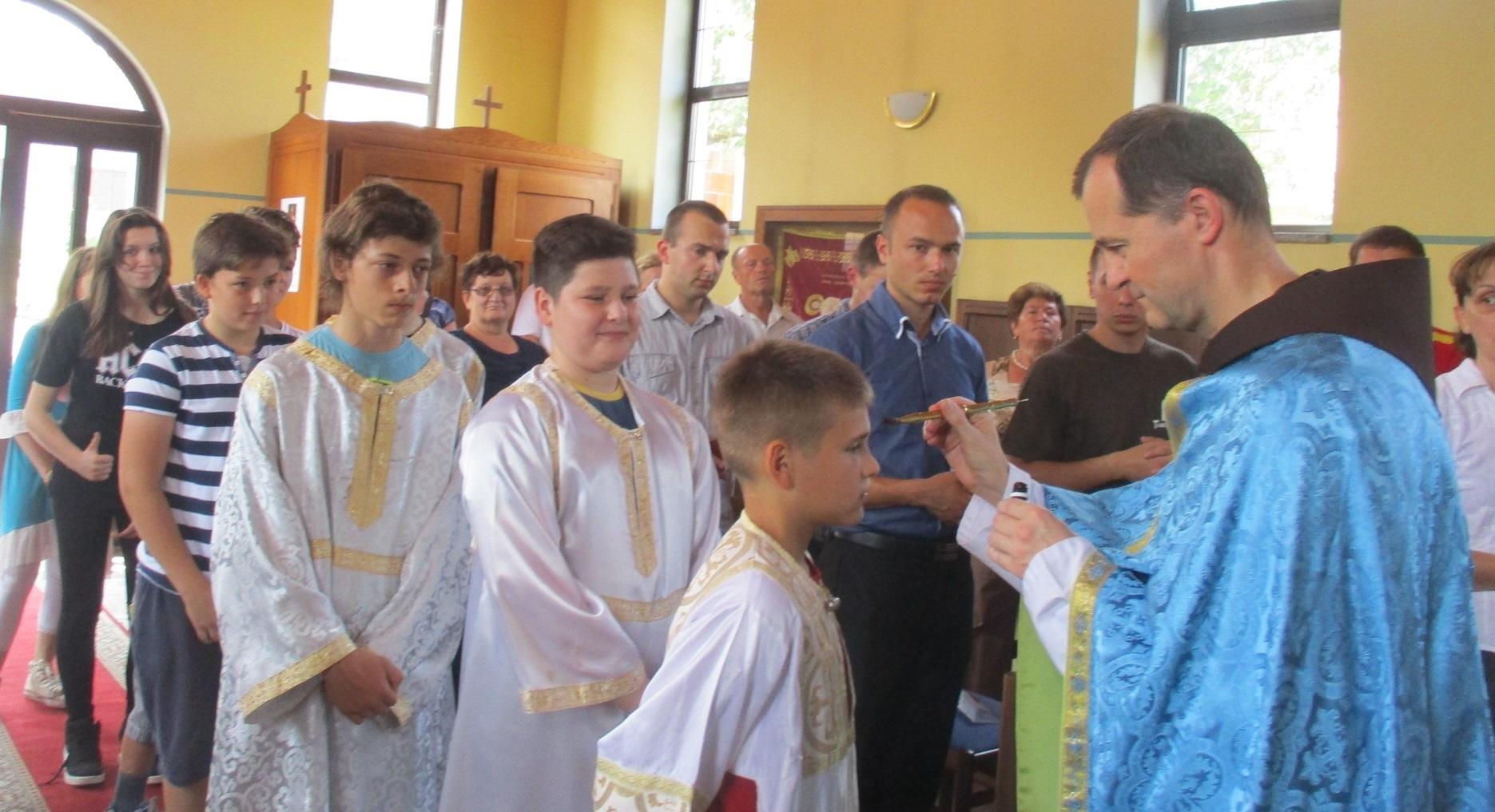 Povodom blagdana Muka presvete Bogorodice u Samoboru održana godišnja molitva za zdravlje