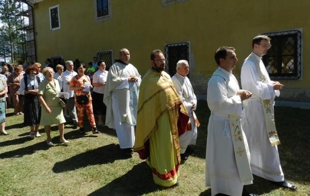 Grkokatolici prisustvovali tradicionalnom Škapularskom proštenju u Jastrebarskom