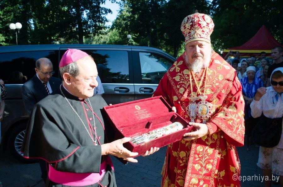 Sveti Pantelejmon zbližava Katoličku i Pravoslavnu crkvu