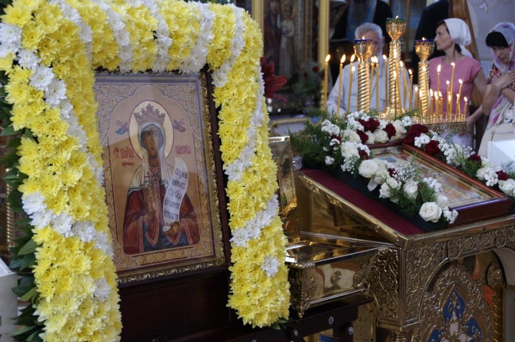 Spriječena krađa moći svete Petke Ikonijske