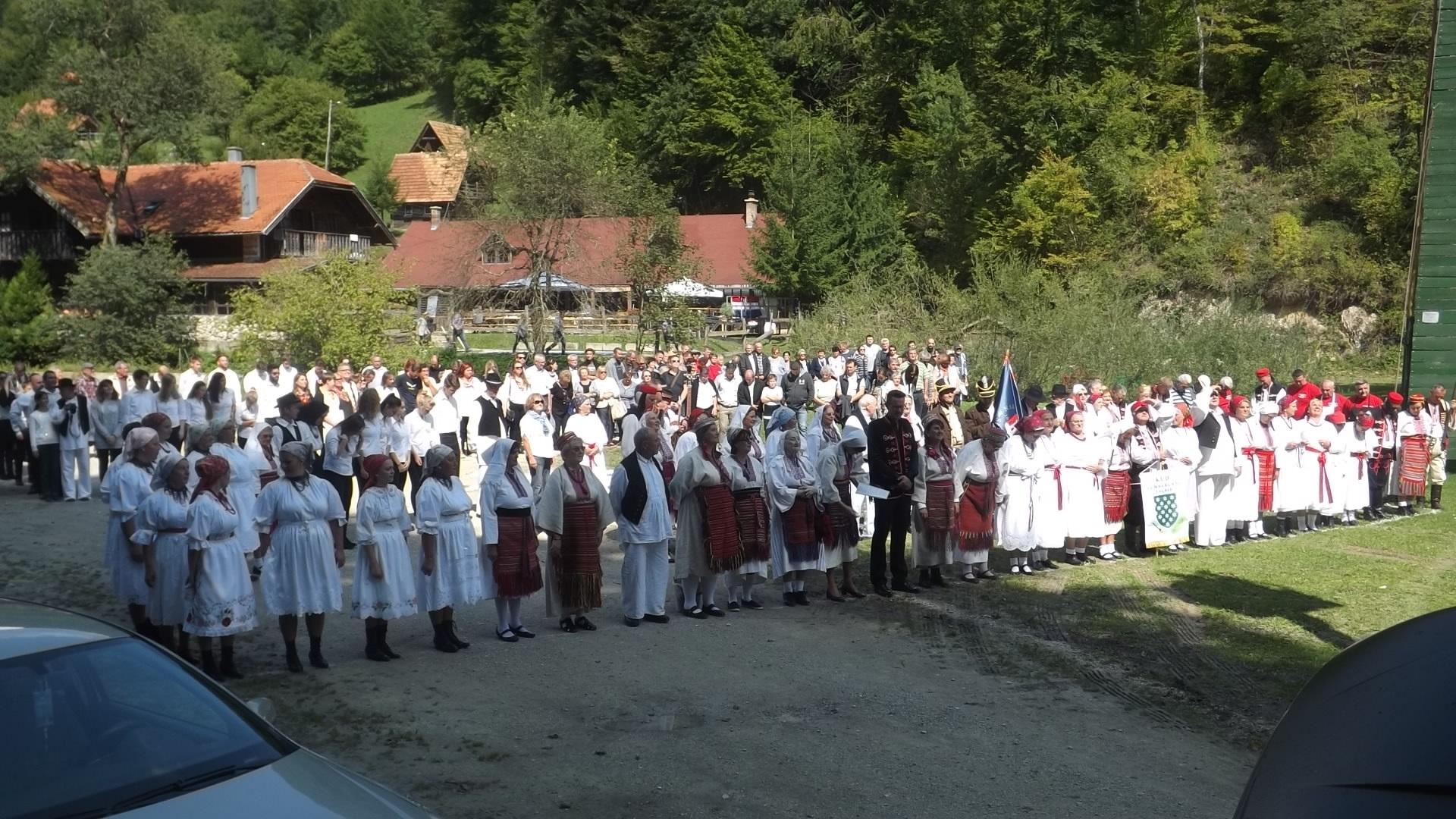 Svečano proslavljena Godina obitelji i Prvi kongres iseljenih Žumberčana