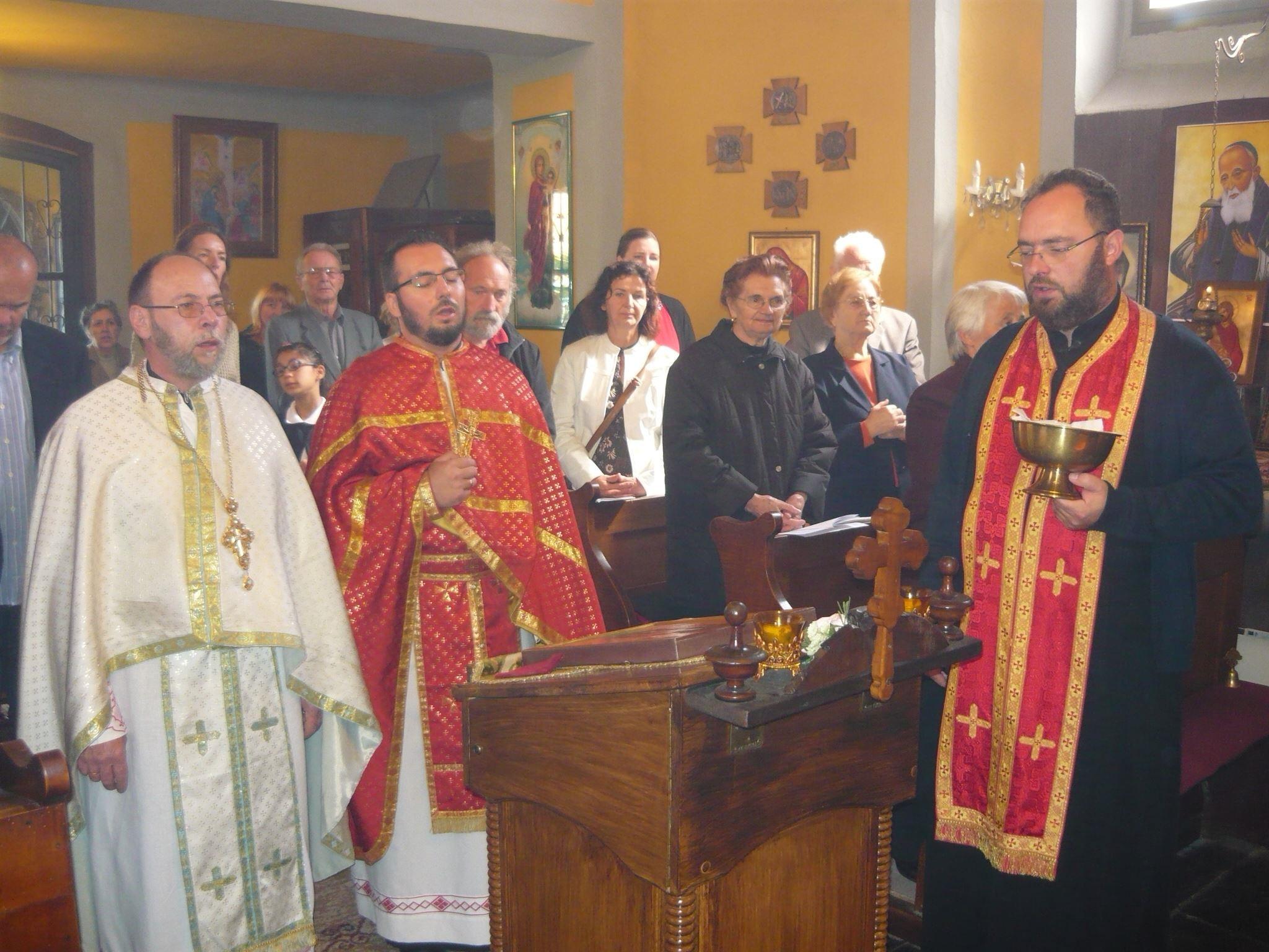 U Karlovcu proslavljen blagdan Uzvišenja Svetog Križa