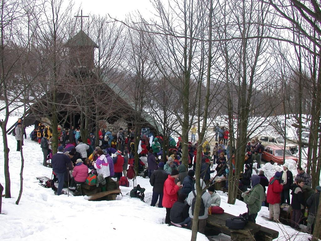 Zimsko hodočašće i liturgijsko okupljanje  na Svetoj Geri