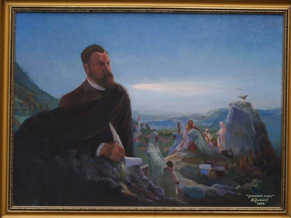Svećenik i pjesnik Jovan Hranilović