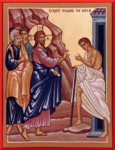 Isus liječnik