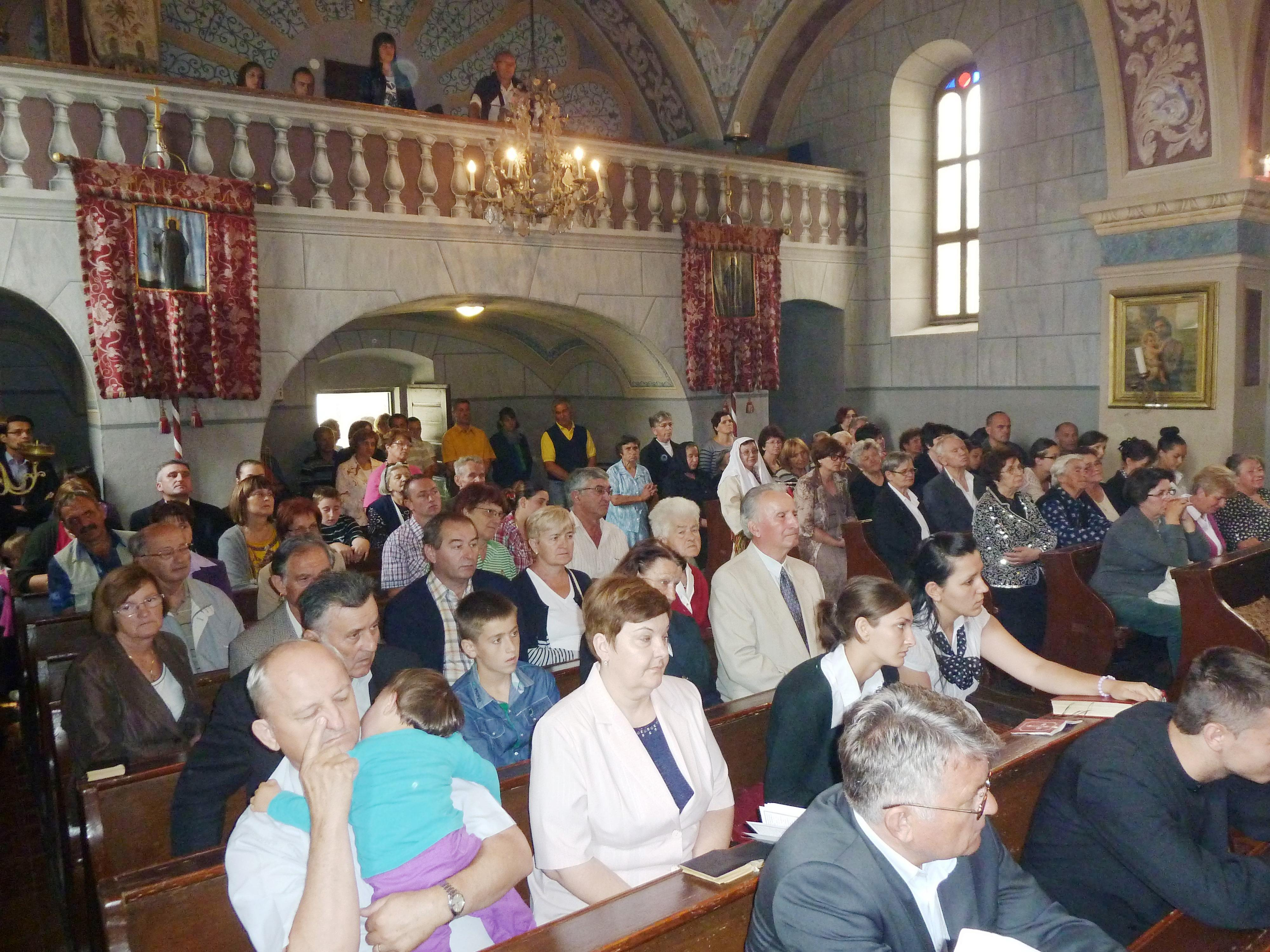 Petrovsko proštenje u Sošicama