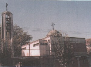 Grkokatolička crkva u Inđiji