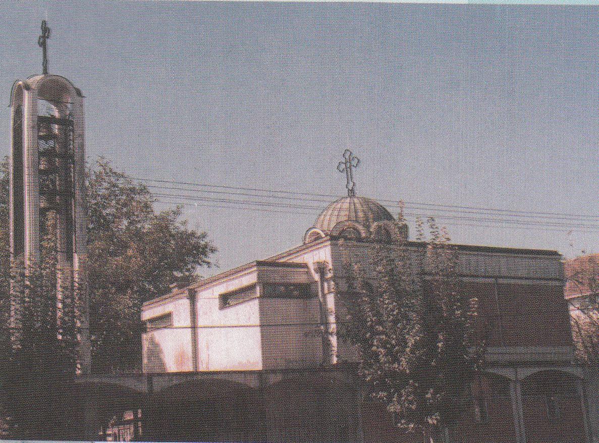 GRKOKATOLICI U VOJVODINI – Istočni dio nekadašnje grkokatoličke Slavonske eparhije