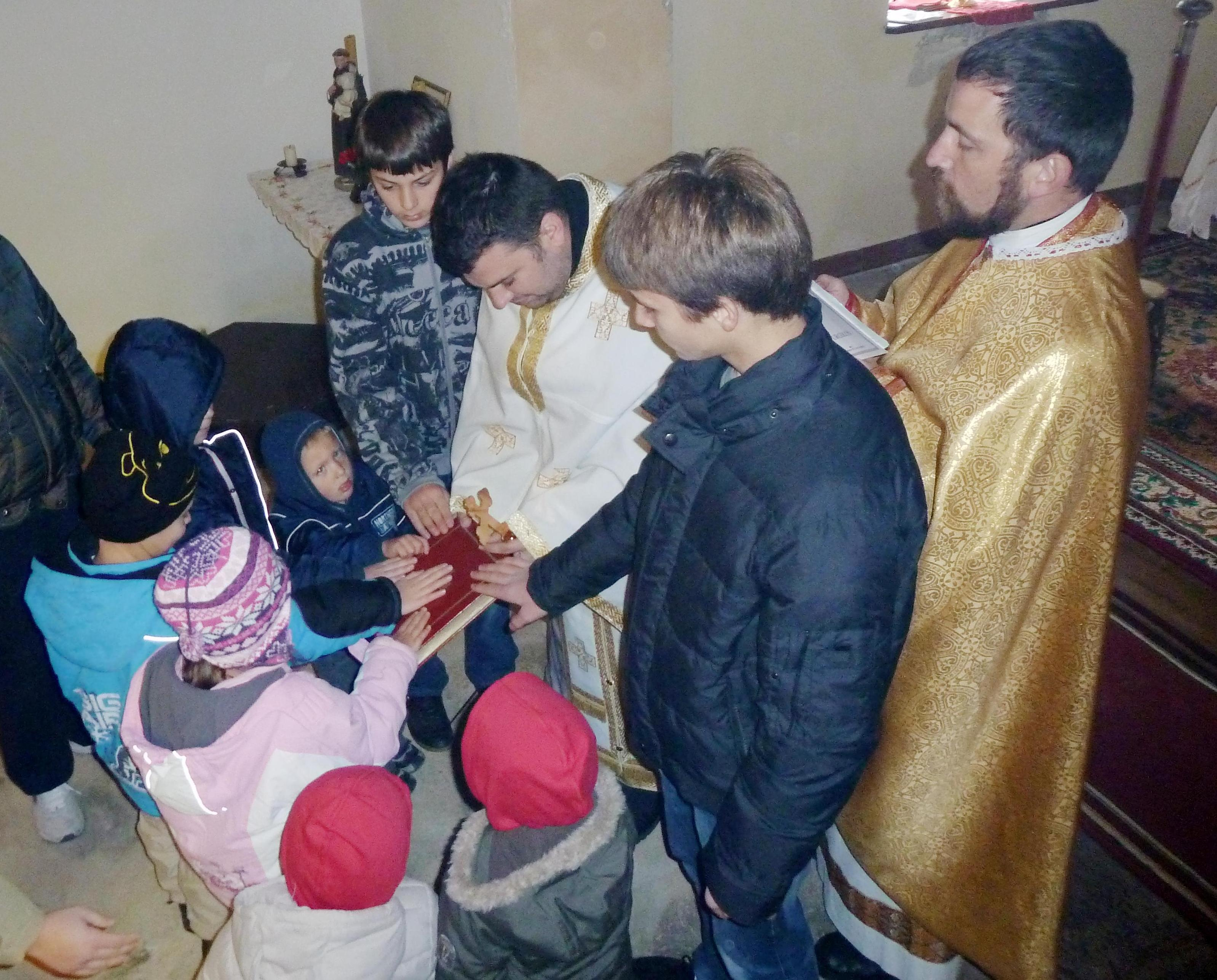 Roditelji dovodite djecu na grkokatolički župni vjeronauk