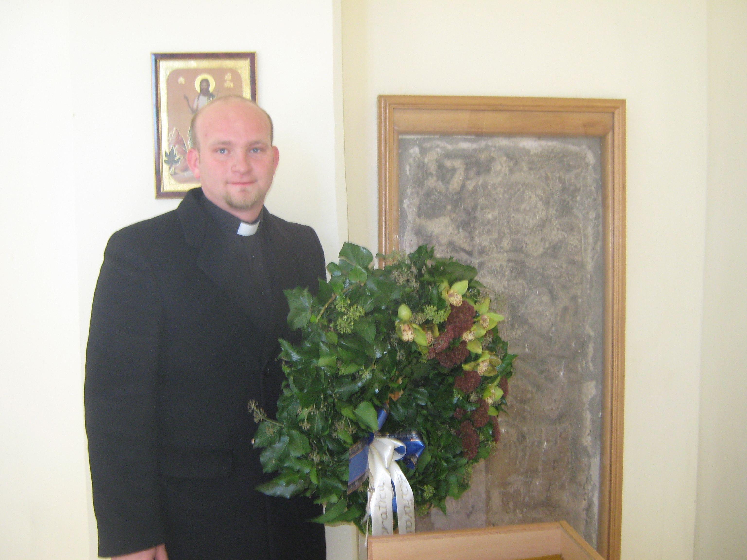 PAKRAC: Nakon tri stoljeća grkokatolici na grobu biskupa Petronija Ljubibratića