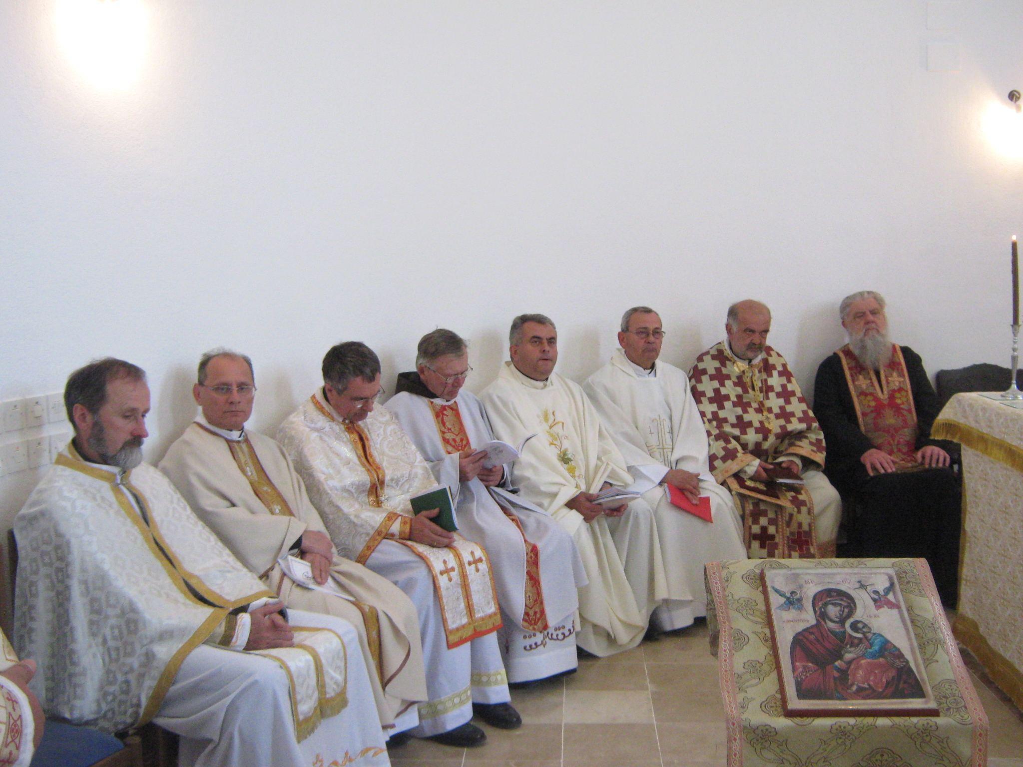 Teološko predavanje za svećenike u Jastrebarskom