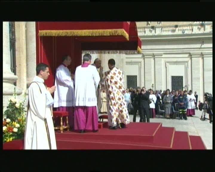 Papa primio grkokatoličke vjernike
