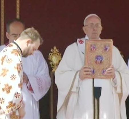 Razgovor Pape s ateistom: I vas može dotaknuti Božja milost