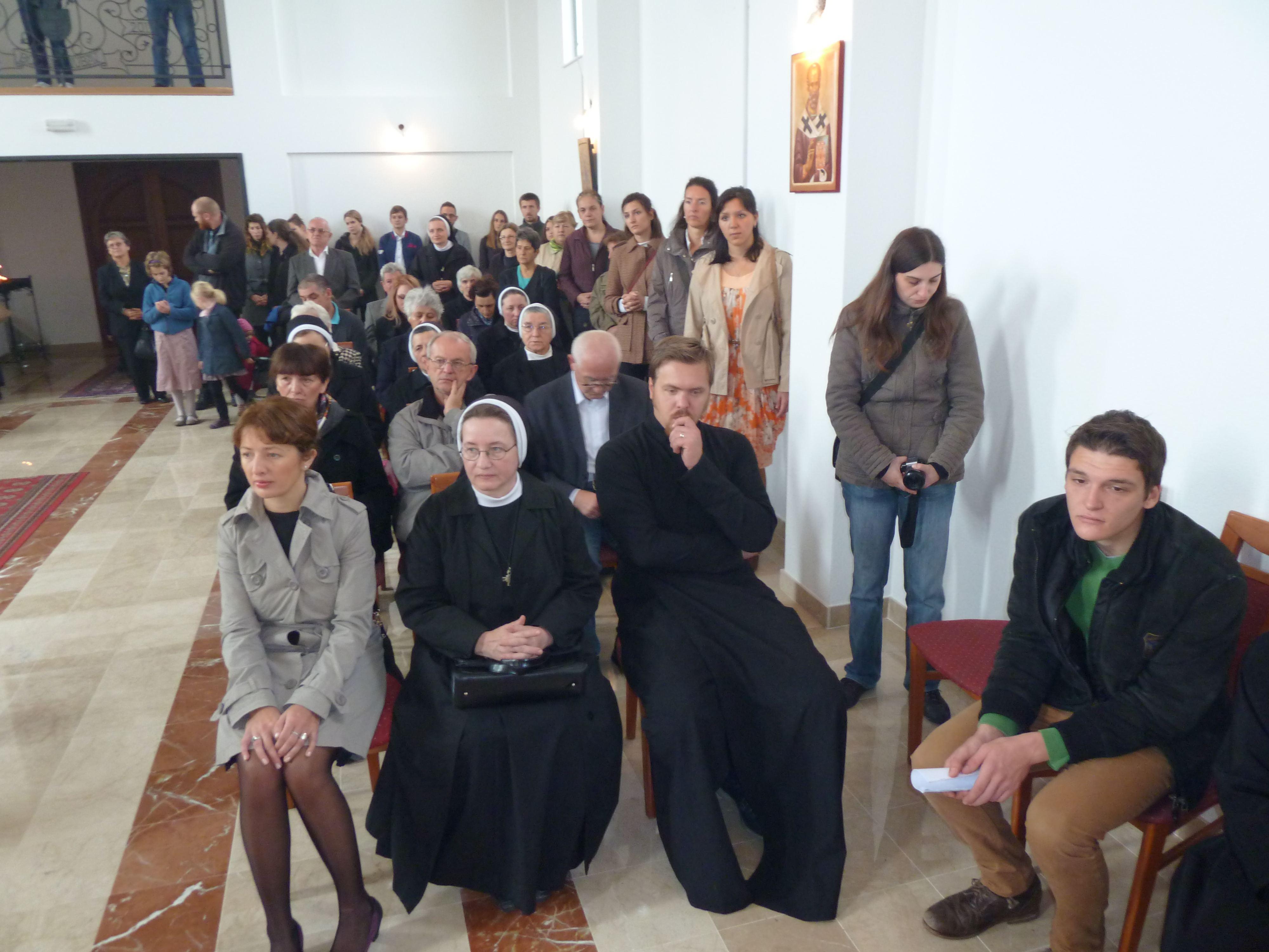 U ponedjeljak 20. I. svečanost u jaskanskoj grkokatoličkoj crkvi
