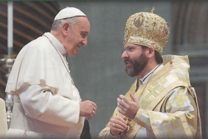 Pitanje ukrajinskog grkokatoličkog patrijarhata i Križevačka eparhija