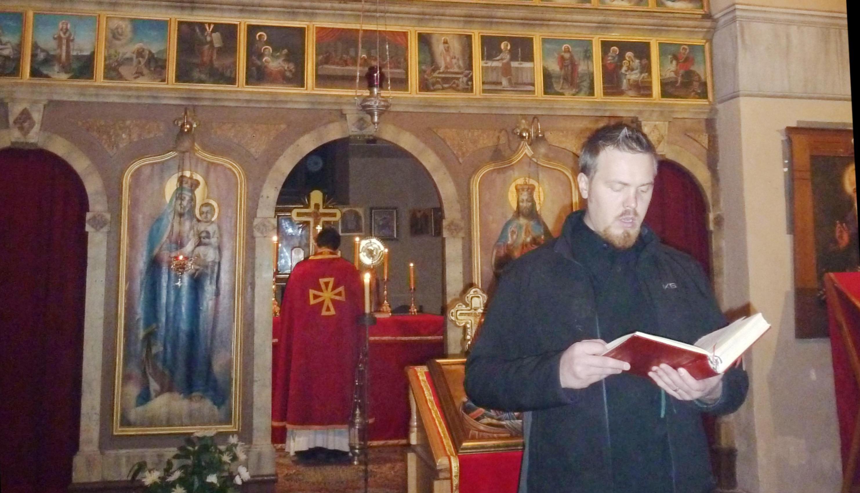 Dođite na liturgiju Pretposvećenih darova