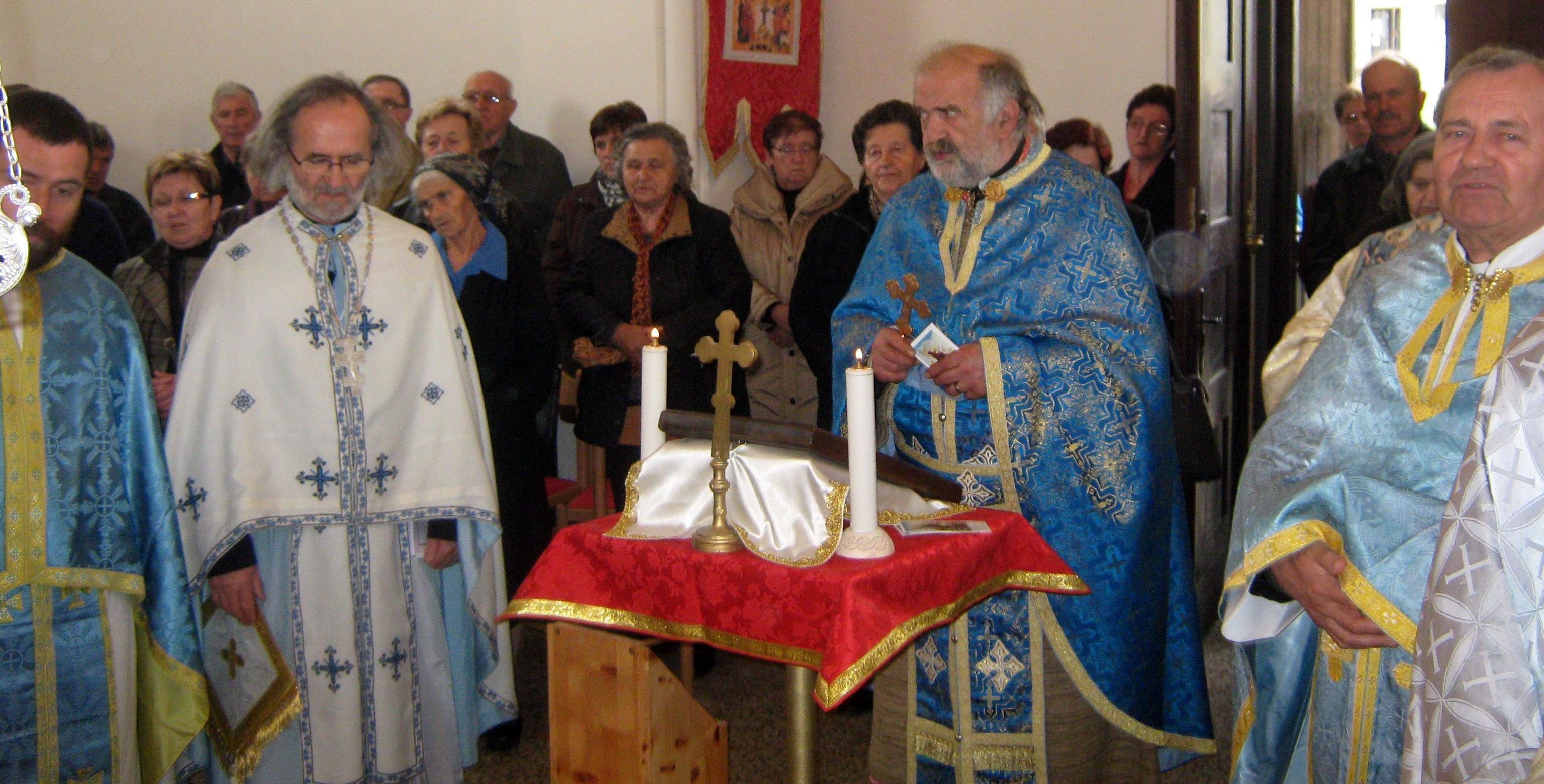 Proslava Blagovijesti u vikarijatskom Marijanskom svetištu u Pribiću