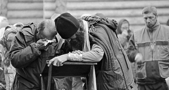 U Velikom postu nedjeljom prije Liturgije prilika za ispovijed u svim crkvama Vikarijata