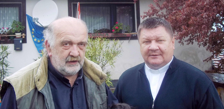 Bjelovarsko-križevački biskup mons. Vjekoslav Huzjak posjetio sjedište Vikarijata
