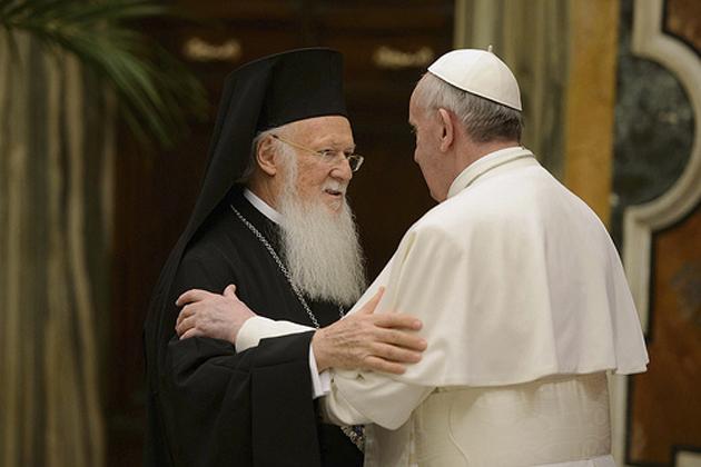 Papa Franjo i ja rastjerat ćemo stoljetne strahove i predrasude između Crkava