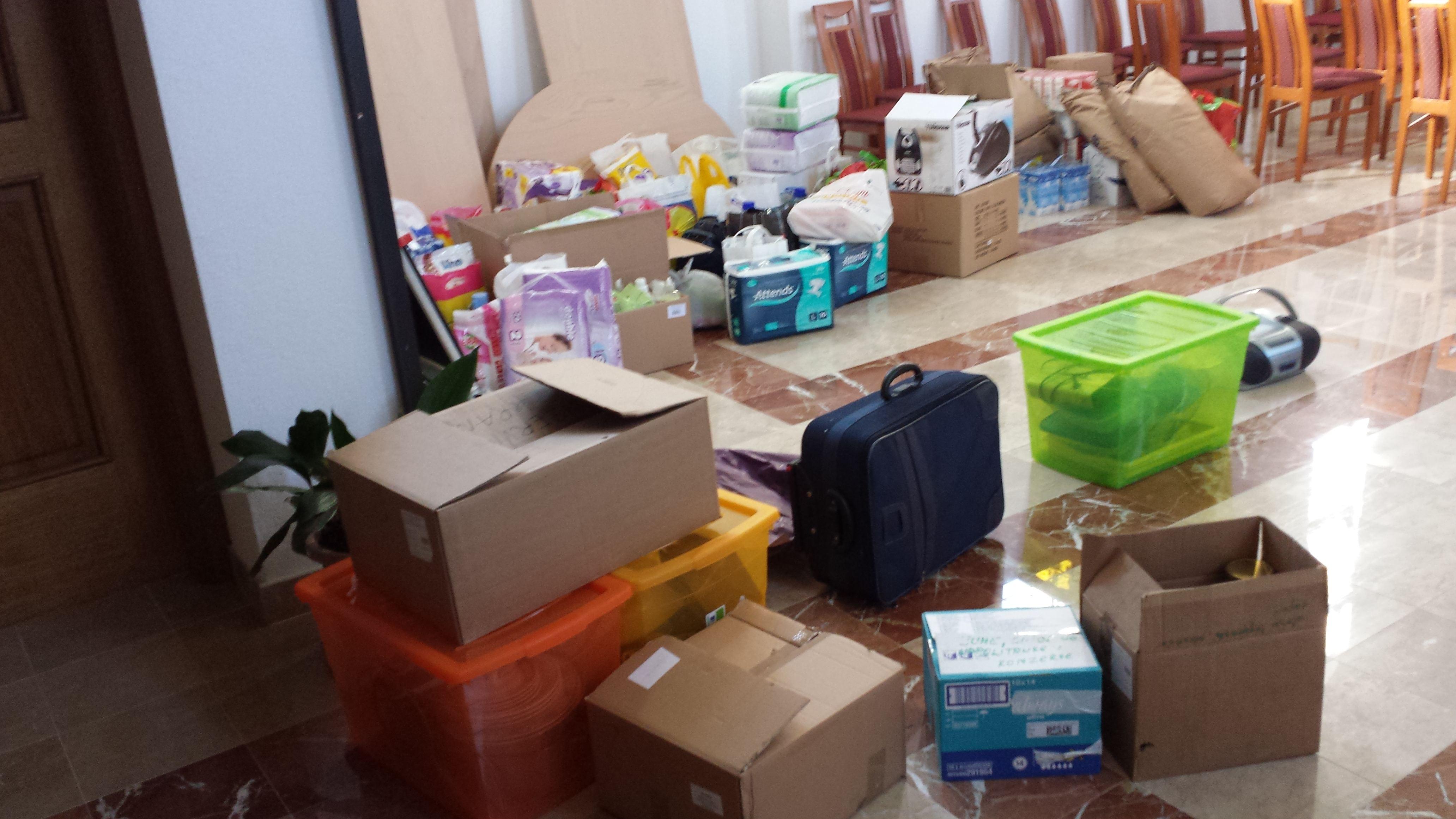 Iz Jastrebarskog kreće pomoć poplavljenima u Slavoniji