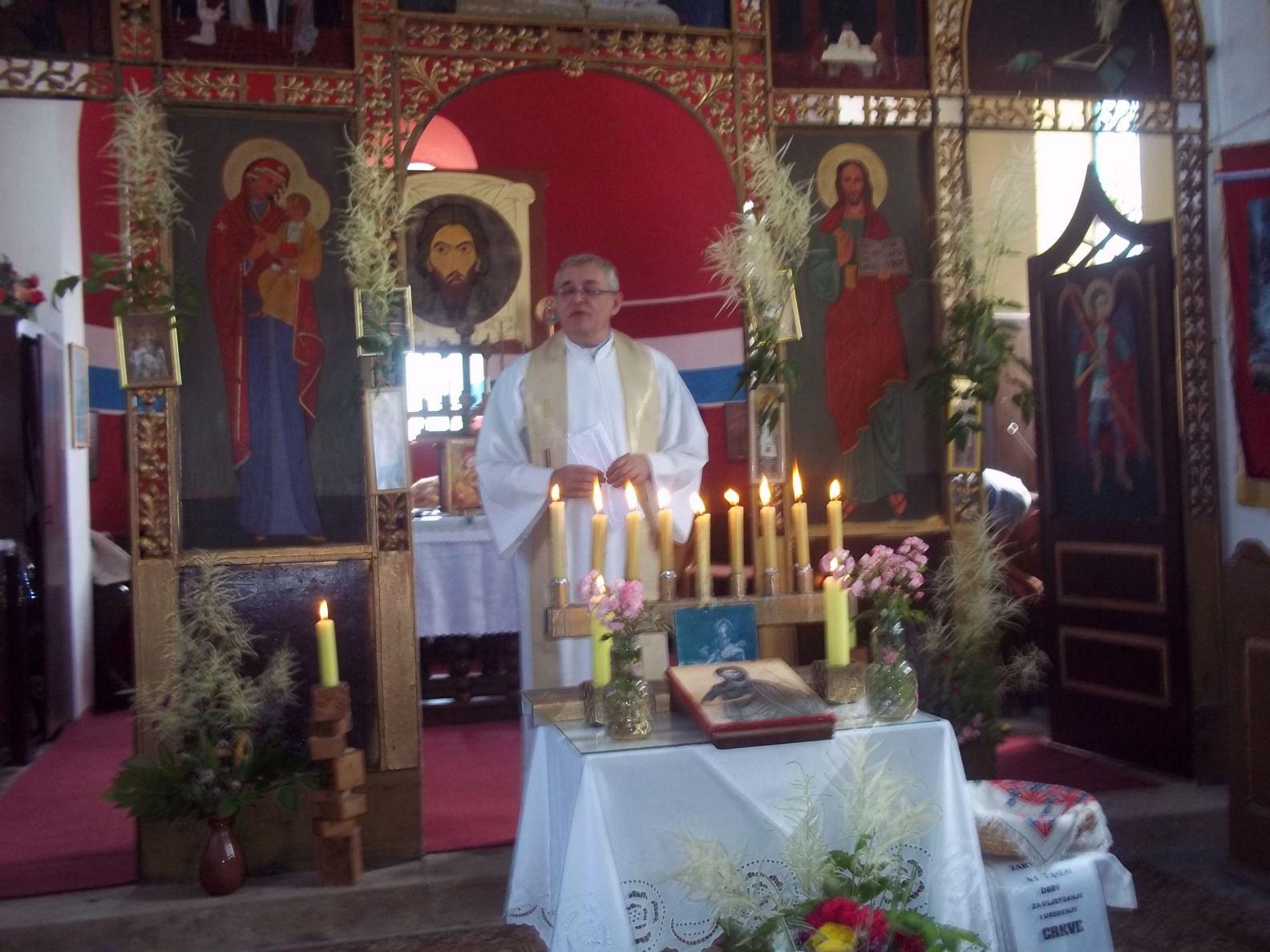 Proslavljen blagdan rođenja sv. Ivana Krstitelja u Grabru
