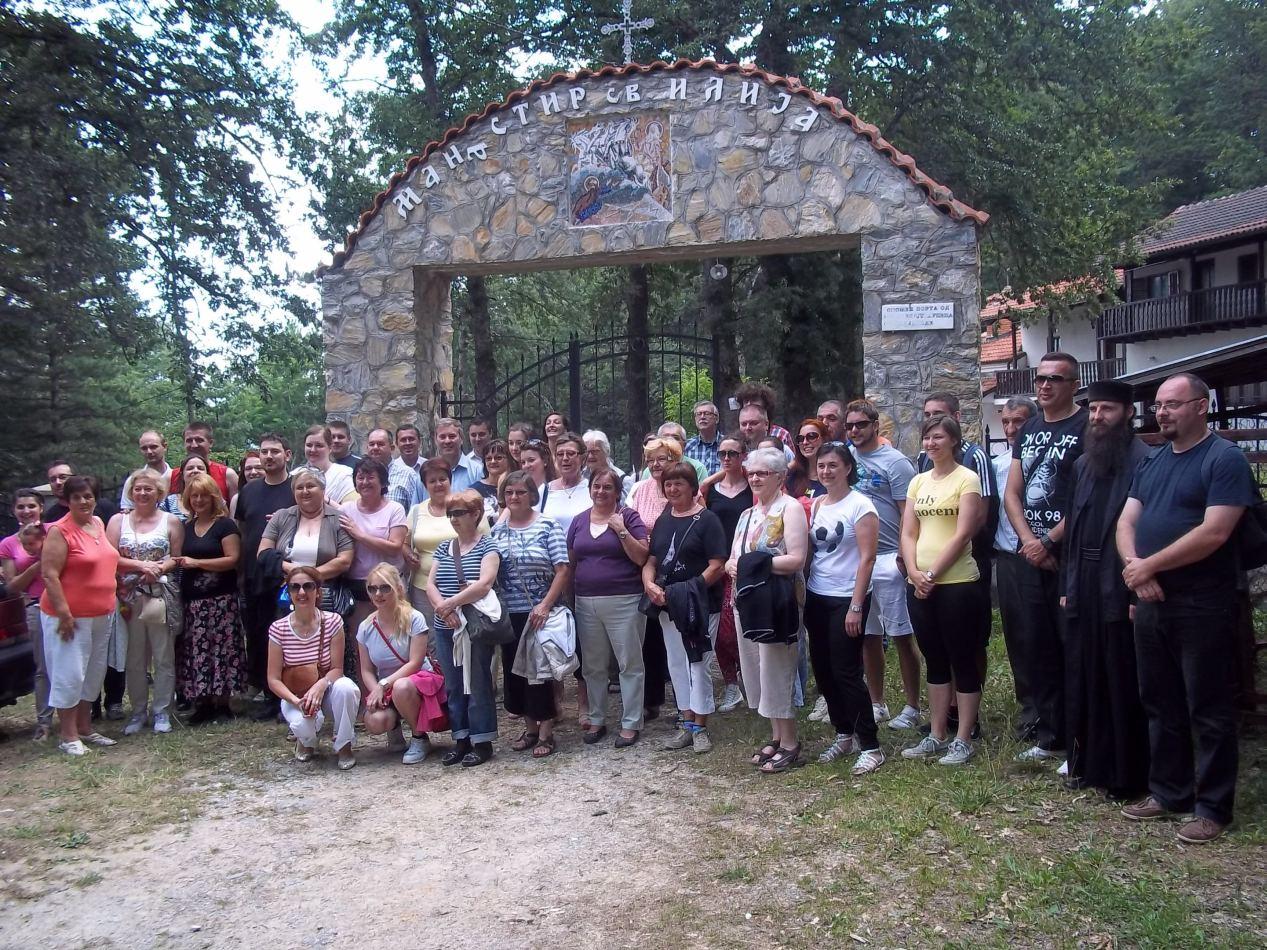 Hodočašće u Makedoniju kao duhovna obnova