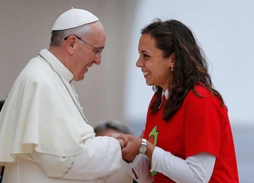 Papa mladima: Budite revolucionarni poput Isusovih Blaženstava
