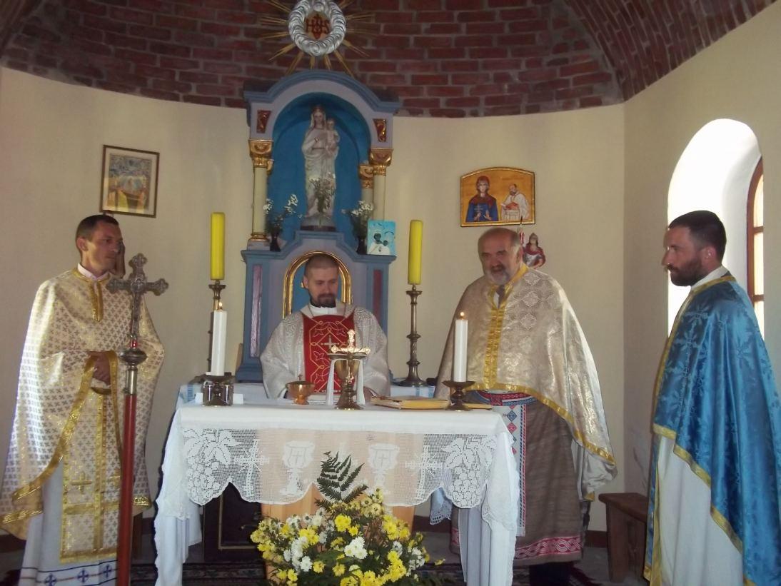 Proslava sv. Roka i najava Žumberačkog hodočašća u Zrin na Banovini 14. rujna