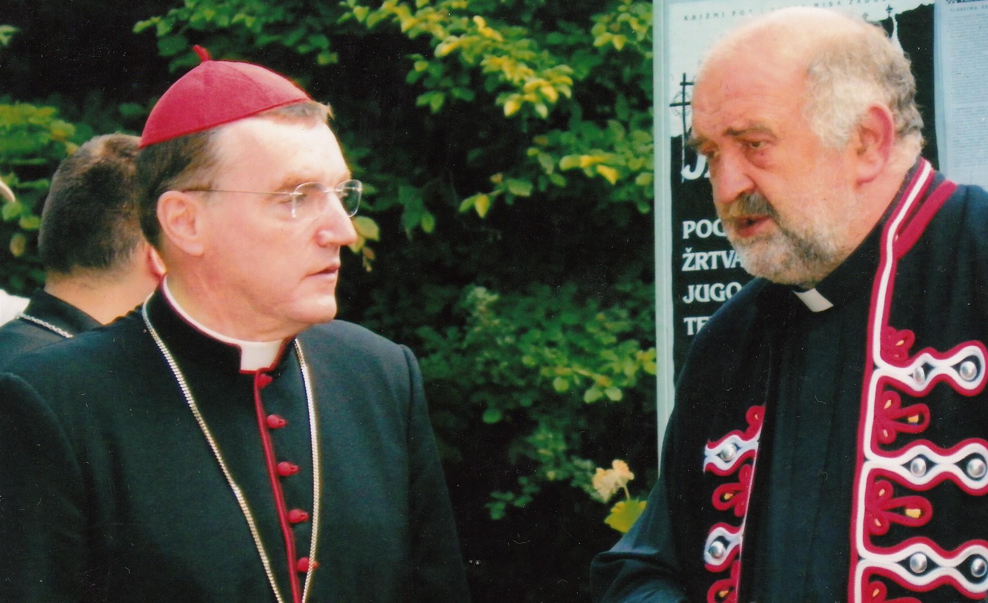 Svećenici Vikarijata očekuju dolazak kardinala Josipa Bozanića
