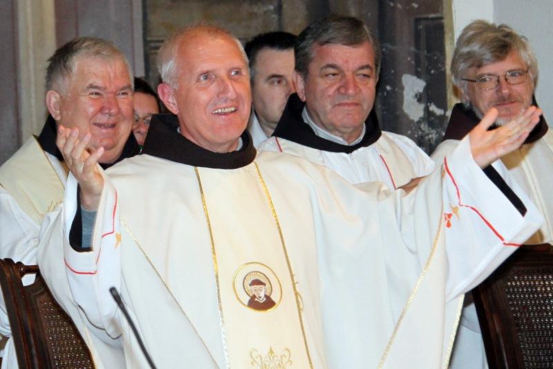 Fra Stane Zore, novi ljubljanski nadbiskup i metropolit