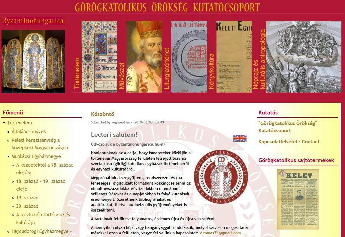 Rad vladike dr. Konstantina Stanića o grkokatoličkoj  Slavonskoj eparhiji odsada dostupan i na web-u