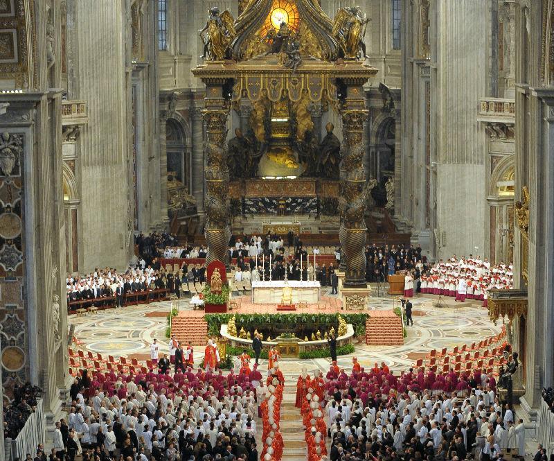 Vatikan: Objavljene odredbe o odreknuću biskupa od službe