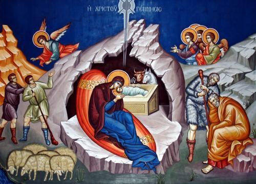 Čestit Božić – Hristos se rodi