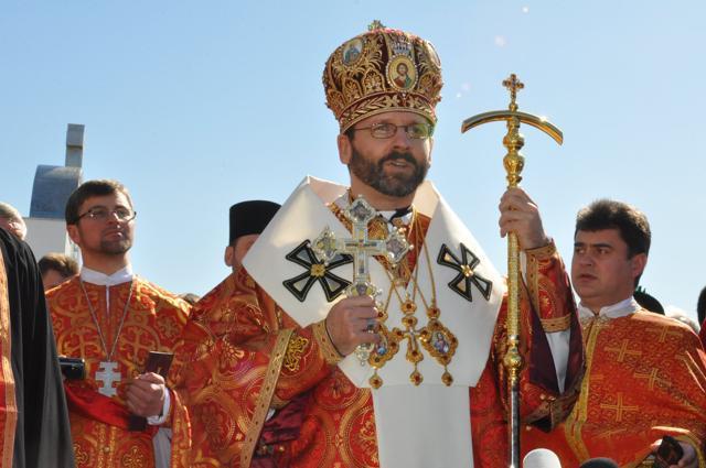 Nadbiskup Shevchuk: U istočnoj Ukrajini grkokatolici bi mogli biti stavljeni izvan zakona