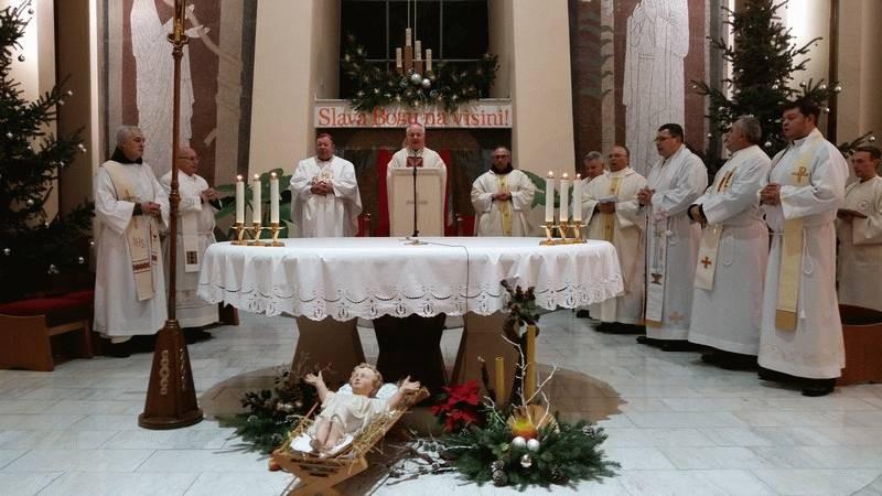 Slavlje u banjalučkoj katedrali