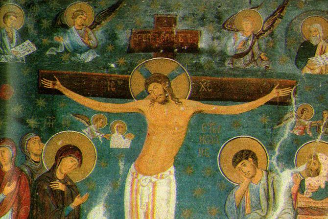 Zašto je iz Isusova boka potekla krv i voda