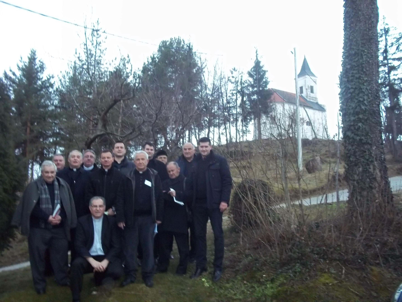 Biskupijski ravnatelji Papinskih misijskih djela u RH posjetili Žumberak