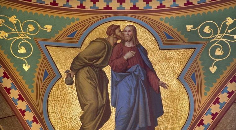 JUDA VIŠE VOLI NOVAC NEGO KRISTA