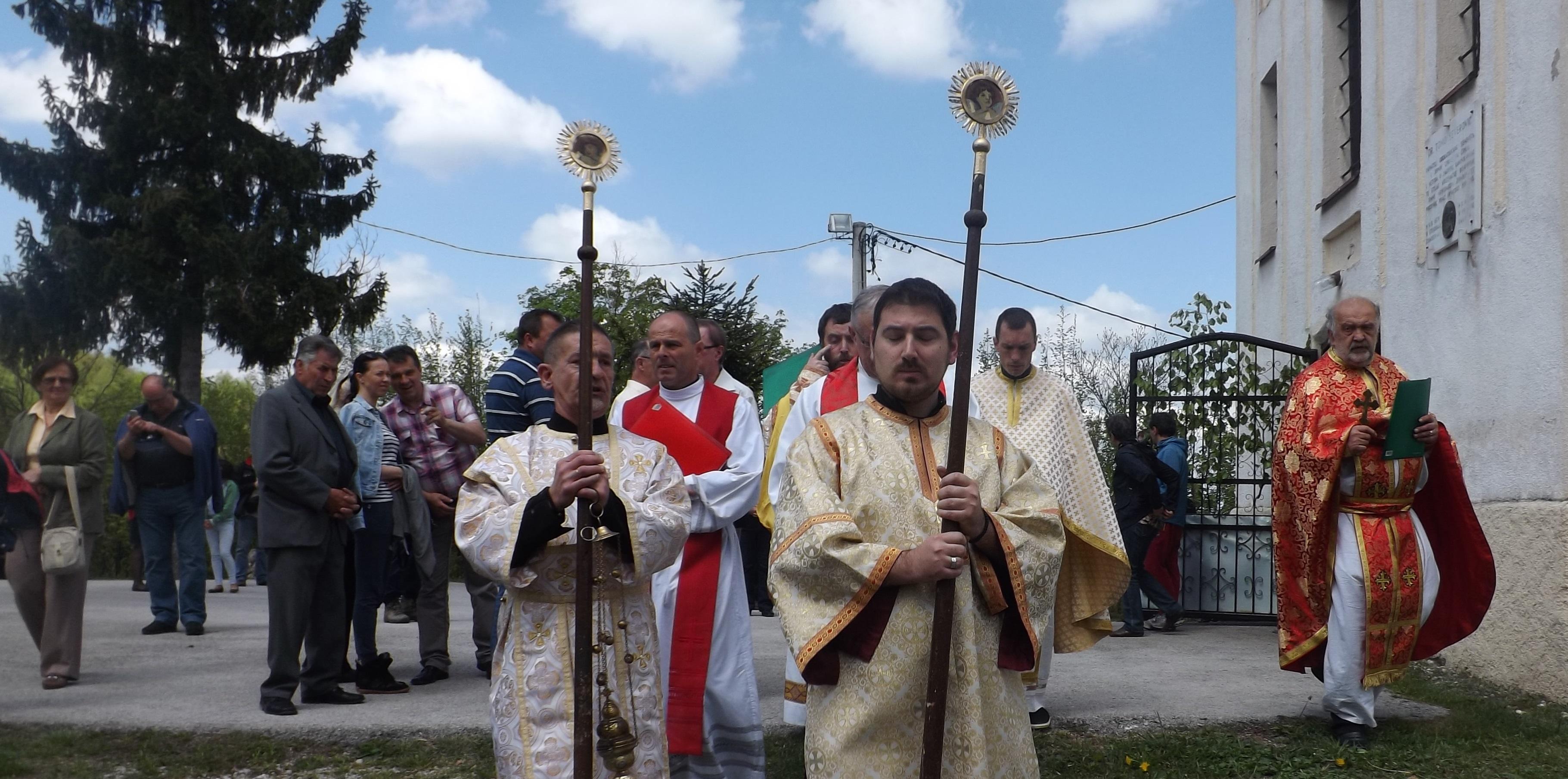Svečano proslavljeno Jurjevo u Stojdragi