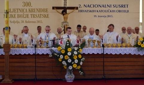 Propovijed mons. Valtera Župana, krčkog biskupa u miru i predsjednika Vijeća HBK za život i obitelj