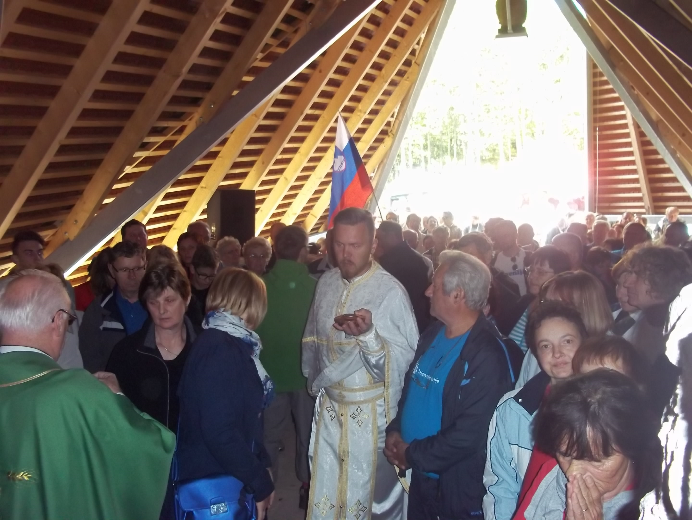 Građani Hrvatske i Slovenije svečano proslavili Dan državnosti na Svetoj Geri