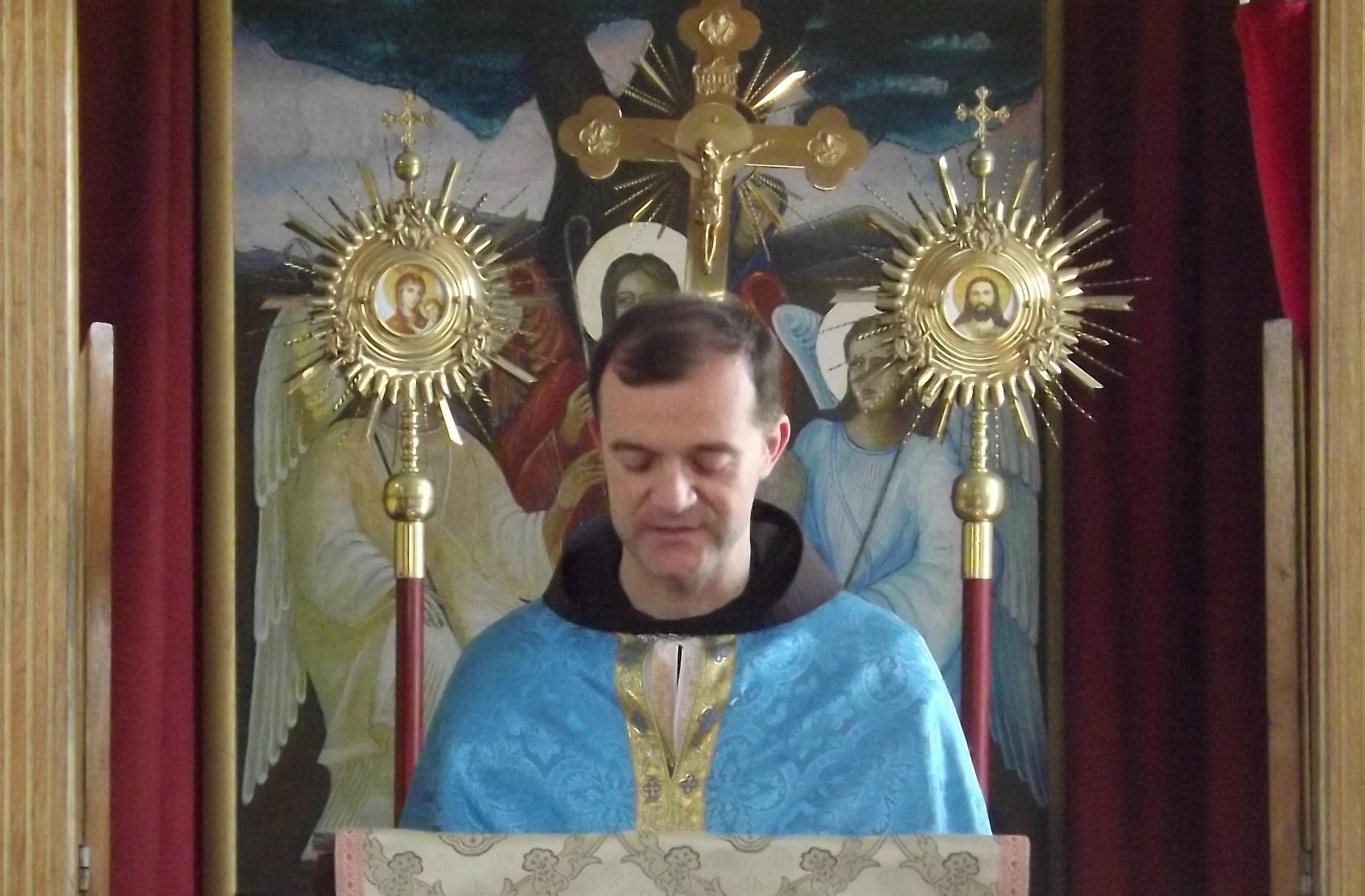 Fra Marin u Samoboru: Usudimo se moliti Isusa za zdravlje