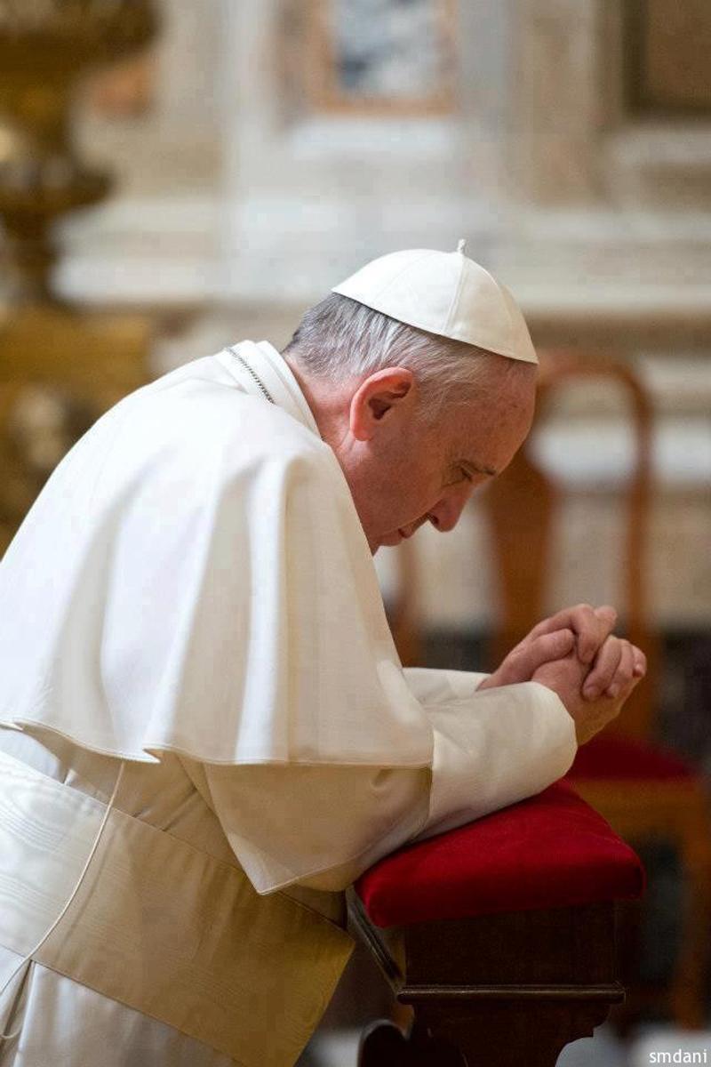 Sveti Otac ove ljetne dane provodi u molitvi i pripremi za skore obveze