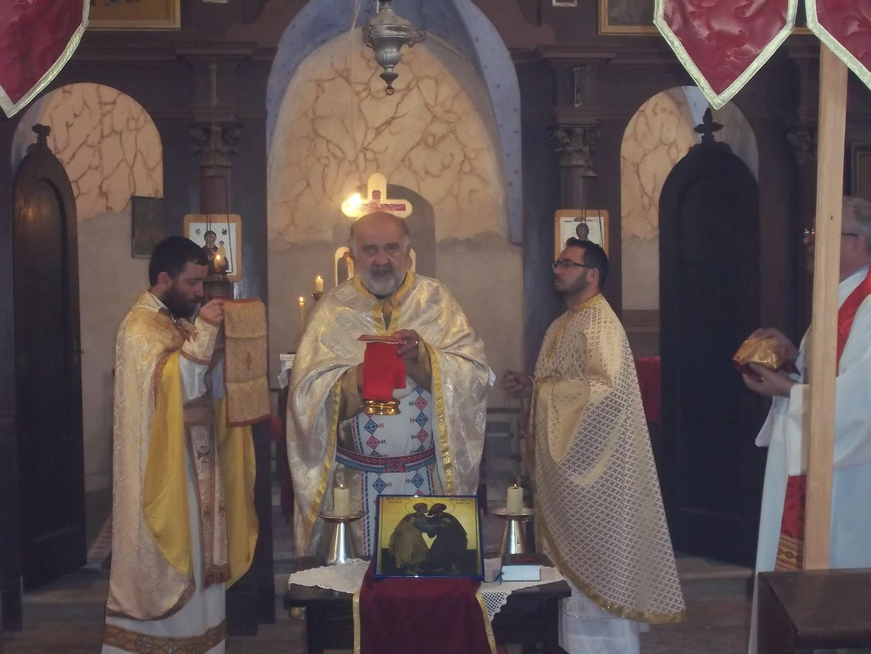 Svetom liturgijom proslavljeni sv. Petar i Pavao zaštitnici župe u Mrzlom Polju