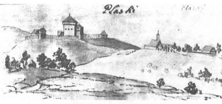 Vladika Teofil Pašić i grkokatoličko biskupijsko sjedište u Plaškom 1741. godine