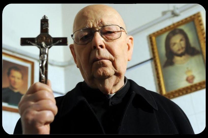 Poznati egzorcist o. Gabriel Amorth: Nema sumnje da đavao iskušava i crkvene vlasti