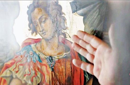 Sveti Aranđele štiti u ove dane svetu Crkvu